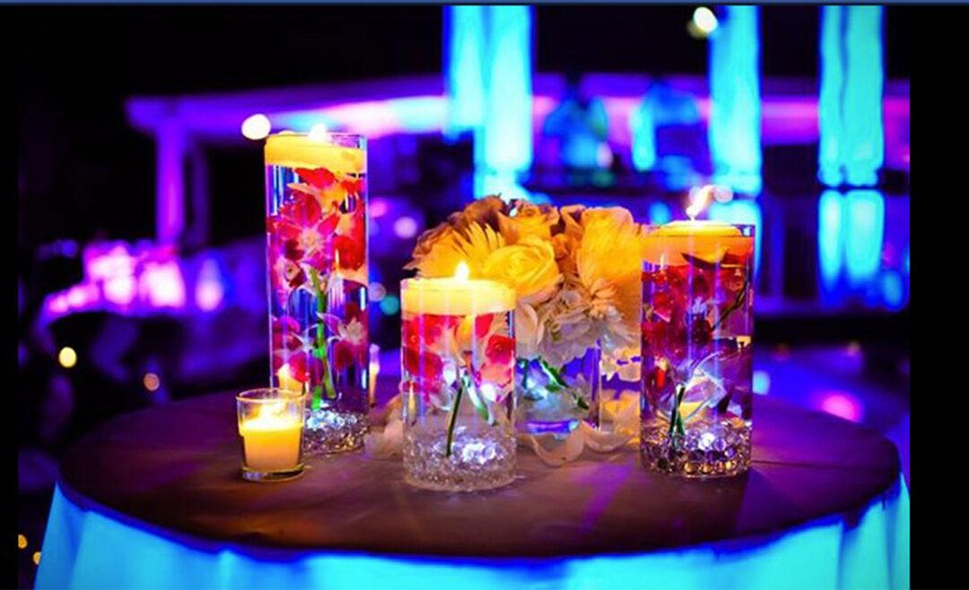 Best LA Event Lighting