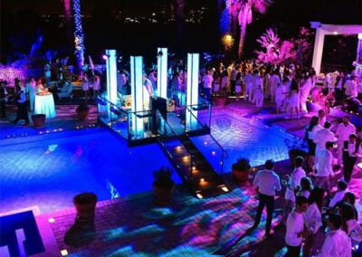 15 LA Event Lighting