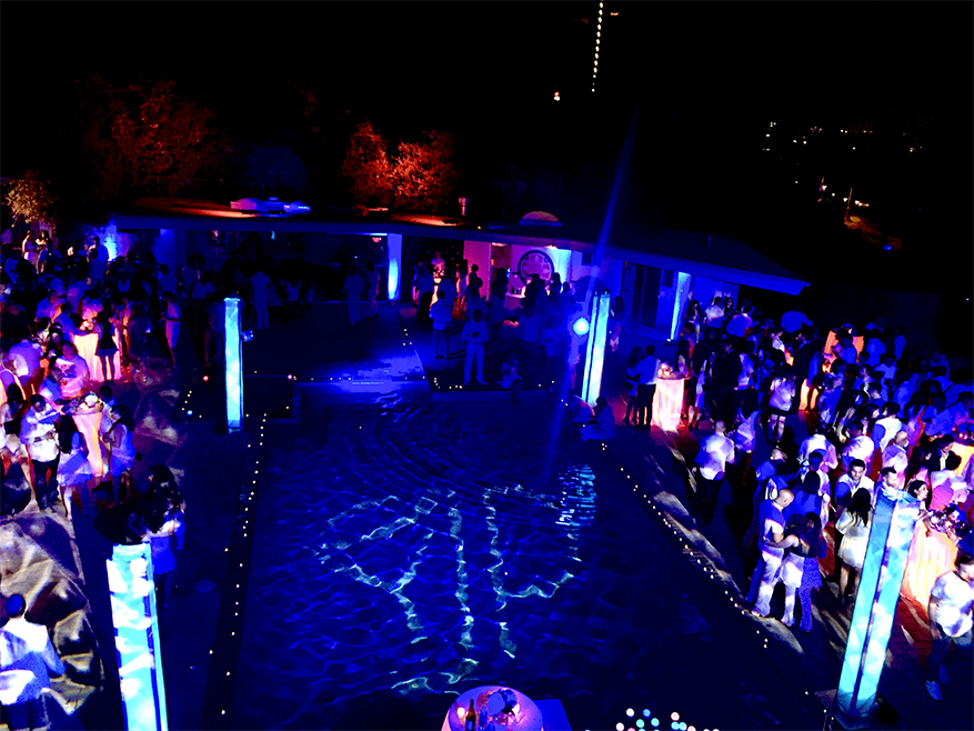 Best Event Lighting in Los Angeles