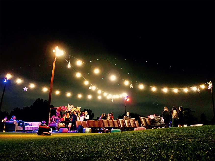 LA Event Lighting | Outdoor Lighting